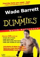 Wade Barrett for Dummies by Roselyne777