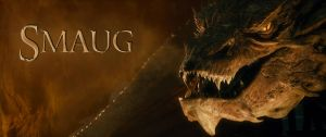Smaug the Stupendous by BaptisteWSF