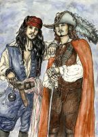 Jack and Will by Sjostrand
