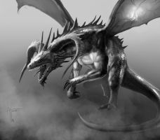 Dragon by AndreaTM