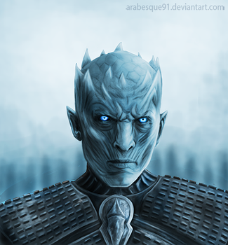 The Night's King by Arabesque91