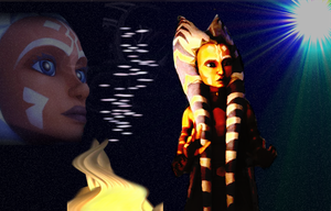 Ahsoka Tano Potential by WildHorseFantasy