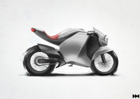 Bike design by Davidhardie