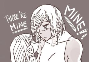 Jealous Pharah I by Shocolad