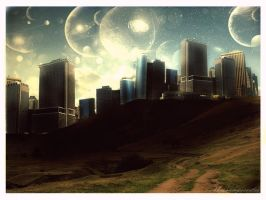 City of dream by MusangSeribu
