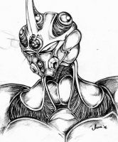 Guyver 1 by LinART