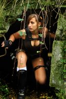 Tomb Raider Underworld - Jungle Suit by AmyAGY