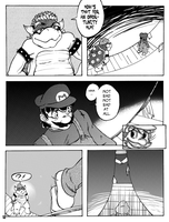 The Candle: A Bowser/Peach Doujin: [Page 12] by KichiMiangra