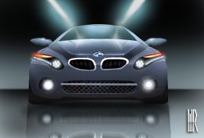 BMW by turbocharger