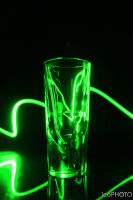 Glass in green by IceBone
