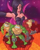 Battletoads by jmatchead