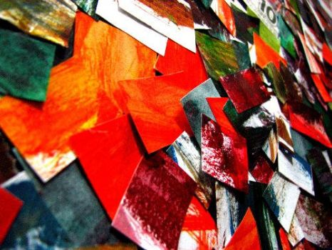 Abstract Mache by sinackular