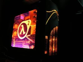My Half-Life 2 Case Mod 5 by GizmO-FBI