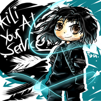 kili again by TheBlackJacket