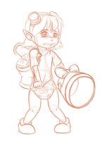 Padded Tristana by The-Padded-Room
