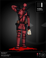 Trdl1608 Deadpoolz by TRDLcomics