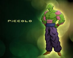 piccolo wallpaper by Mr-PiaPia