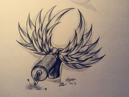 Ink bird by Eason41