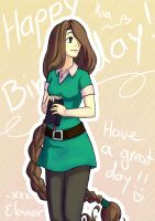 Birthday gift for Beth by BorieBorie