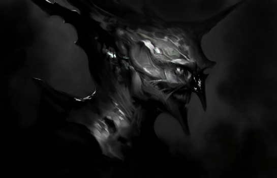Demon-face by ChorusFlanger