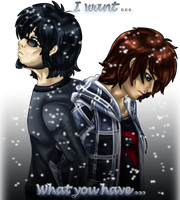 :BL: Saemus and Gabriel by Innuo