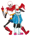 Skelebros by Mahersal
