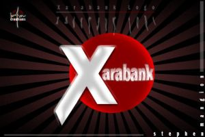 Xarabank Logo by mangion