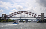 hell gate bridge by TreborNehoc