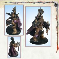 Chaos Lord of Khorne 'The Impaler' by Prince-of-Erebus