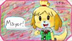 Isabelle by omgCheez