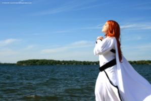 Cosplay: Orihime 4 by rainbowpunk10