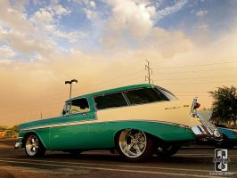 The 2 Tone Nomad by Swanee3