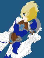 Not Finished Championship Riven Skin by zelphie00