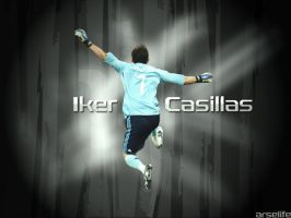 Iker Casillas by arselife
