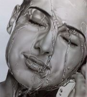 Realistic Portrait Art by dasdar