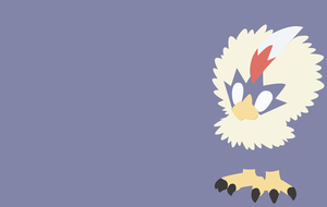 Rufflet by PokeTrainerManro