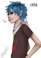 quick paint: 2d? by KillerStella