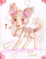 Lou Lou by Hollsterweelskitty