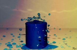 BLUE-EDITION [5] Highspeed Photography [13] by PPFotografie