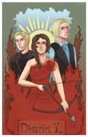 District 12 by RaelynnMarie