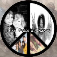 Give Peace A Chance 2 by merthurandbeatles