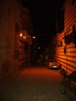 Alley by ALBITAR