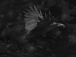 Quoth the raven: Nevermore by Silver-Noctis