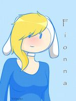 Fionna by Pandi-Mar