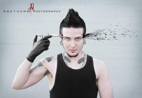The Tattoo Artist by Anathema-Photography
