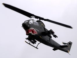 Bell AH-1 Flyby by shelbs2