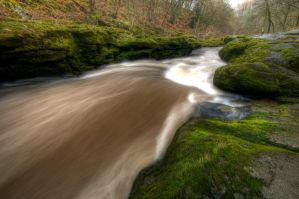 The Strid II by taffmeister