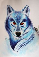 From Dirty Paws and the Creatures of Snow(Ecoline) by Maddie-Marie