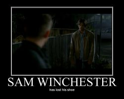 Sam Winchester by Mixmaster900