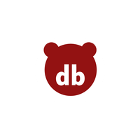 Dangerous Bear Logo by DoppleGangsterStudio